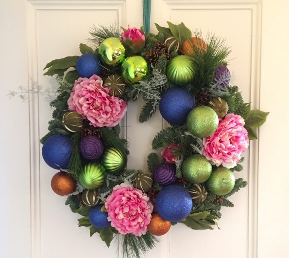 Wreaths – Decorate your front Door