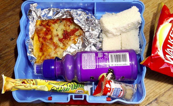 BAN packed lunches
