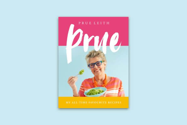 Prue – my new cookbook